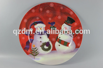 Melamine Holiday WareChristmas Melamine Plates & Melamine Holiday WareChristmas Melamine Plates--Quanzhou DM ...